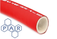6323 - Red Rubber Brewers Suction & Delivery Hose
