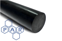 Nylon 6 Rod - Cast MoS2 Filled