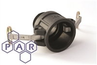 Type B - Polypropylene Camlocks