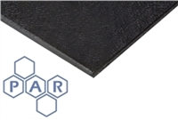 Polypropylene Sheet - Black Embossed