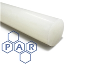 Polypropylene Rod - Natural