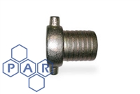 Lug Type - Iron Female BSPP x Hose Tail