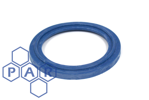 Tri-Clamp Seals - Blue EPDM