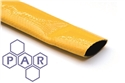 102mm id yellow pvc layflat hose