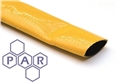 25mm id yellow pvc layflat hose