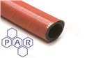 25mm id superheat red rubber steam hose