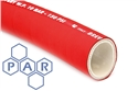 19mm id red rubber brewers del hose